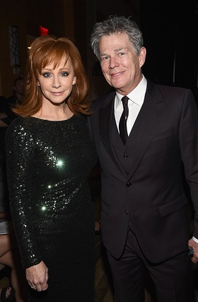 Reba With David Foster