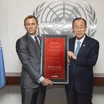 Daniel Craig Named As UN Global Advocate For Elimination Of Mines
