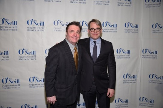 Nathan Lane With Matthew Broderick