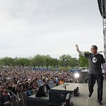 UN Chief Urges Climate Action At Earth Day Concert