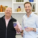 Cheeky Enlists Chef Mario Batali To Help End Hunger In America