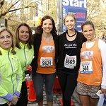 Natalie Morales Hosts Inspirational Women's Half-Marathon