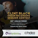 Your Chance To Record With Clint Black And Help Charity