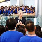 Your Chance To Meet Apple CEO Tim Cook