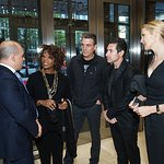 Alfre Woodard And Kelly Rutherford Attend Global Beat Celebration