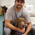 Eric Decker And Jessie James Help Fund Rescue And Uniting Of Shelter Dogs With Disabled Veterans