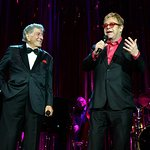 Elton John And Tony Bennett Help Raise $7 Million For Breast Cancer Research Foundation