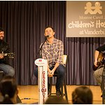 Scotty McCreery Performs At Children's Hospital