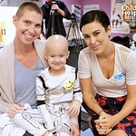 Rumer Willis And DWTS Visit Children's Hospital Los Angeles