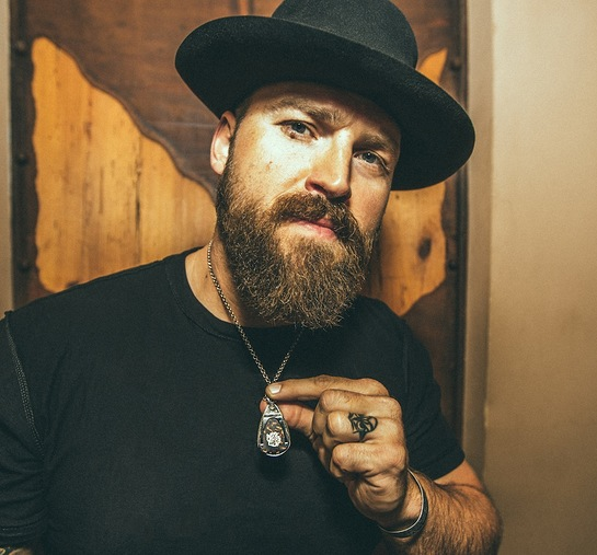 Zac Brown and the new Guitar Pick Pendant