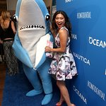 Jenna Ushkowitz Hosts Nautica Oceana Beach House Celebrity Event