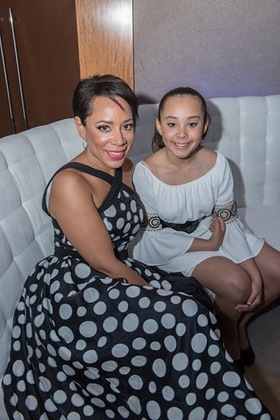 Selenis Leyva Visits The Children's Hospital at Montefiore
