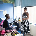 Selenis Leyva Helps Get Ill Teens Ready For Prom