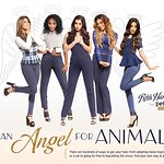 Fifth Harmony Are Angels For Animals