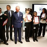 Prince Charles Visits Prince's Trust Projects In London