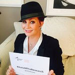 Stars Take Their Hats Off To Alzheimer's Research