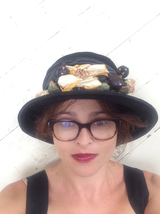 Helena Bonham Carter - Hats Off To Alzheimer's Research
