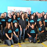 Martina McBride Visits Food Bank Of Northwest Indiana