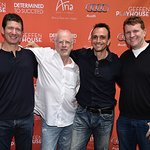 Hank Azaria Hosts Star-Studded Charity Poker