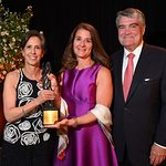 Bill And Melinda Gates Honored With Spirit Of Helen Keller Award