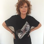Susan Sarandon Designs Limited Edition Rocky Horror Inspired T-Shirt