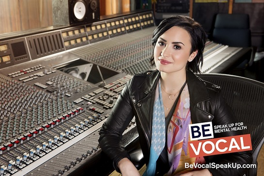 Demi Lovato - Be Vocal