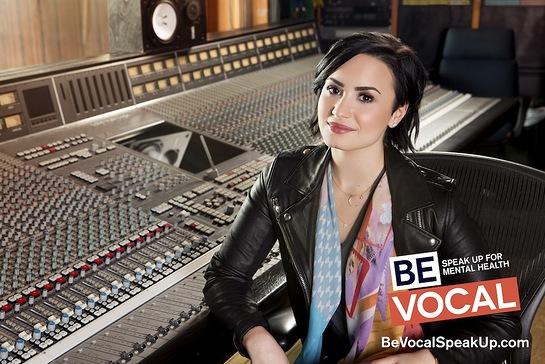 Demi Lovato - Be Vocal