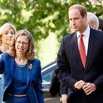 Prince William Attends Wildlife Talks In Switzerland