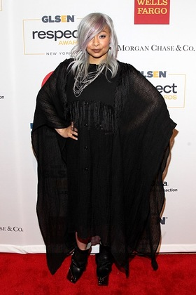 Raven-Symoné At GLSEN Respect Awards