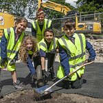 Jeff Brazier Breaks Ground For New 59-Bedroom Ronald McDonald House