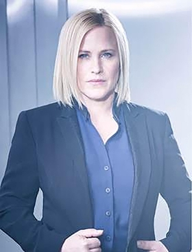 Patricia Arquette as Avery Ryan in CBS's CSI: Cyber