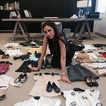 Victoria Beckham Donates Daughter's Clothes To Charity