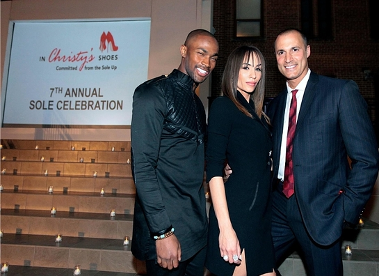 America's Next Top Model first male winner, Keith Carlos, America's Next Top Model two-time finalist and All-Star, Dominique Reighard, and New York Times bestselling author Nigel Barker