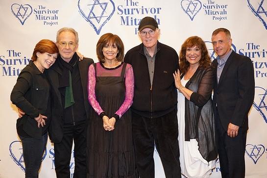 Presenters Frances Fisher, Ron Rifkin, Valerie Harper, Charles Grodin, Zane Buzby, David Eigenberg