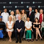 Bill Clinton Helps Celebrate Groundbreaking Women From Around The World