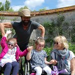 Sting Hosts Family Day For Sick Kids