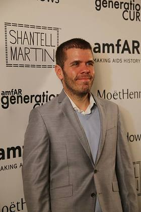 Event chair Perez Hilton