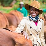 Lupita Nyong'o Becomes Global Ambassador For Elephants