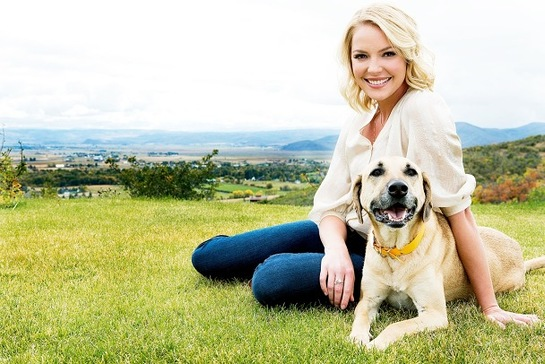 Katherine Heigl Honored At Seventh Annual Petco Foundation Hope Gala