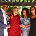 Forest Whitaker Helps Dalai Lama Celebrate 80th Birthday At Star-Studded Event