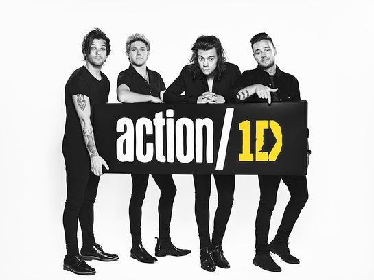 Action/1D