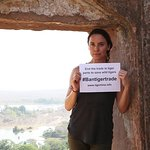 Mel C Visits India With TigerTime