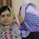 Malala Visits Syrian Refugees
