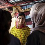 Malala Opens School For Girl Refugees