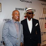 Russell Simmons Joins Stars At 16th Annual Art For Life Benefit