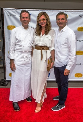 Allison Janney Attends California Spirit fundraiser