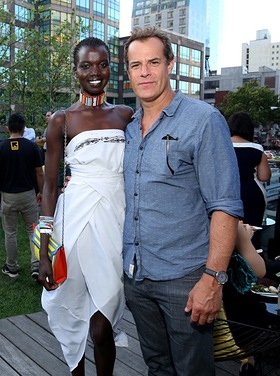 Josh Stamberg and IRC Voice Nykhor Paul Attend Fifth Annual GenR Summer Party
