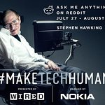 Stephen Hawking Hosts First Ever reddit AMA