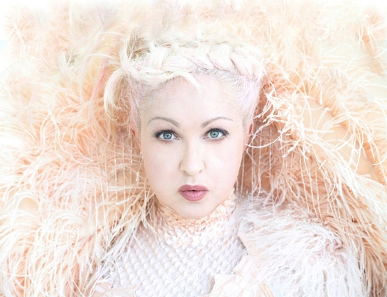 Cyndi Lauper joins National Psoriasis Foundation to bring national attention to the disease