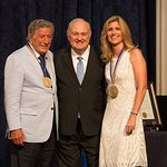 Tony Bennett Awarded George Washington University President's Medal